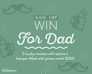 Robinson Road Marketplace – Win 1 of 5 hampers valued at $250 each