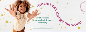 Sheridan – Win 1 of 7 prize packs including $1,000 cash and a $500 Kids Collection bedroom pack PLUS a chance to be featured in a bedtime audiobook