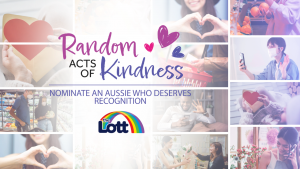 Today Show – Random Acts of Kindness – Win 1 of 4 cash prizes valued at $15,000 each