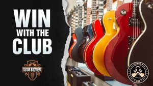 Triple M – Win $1,000 to spend at guitar Brothers