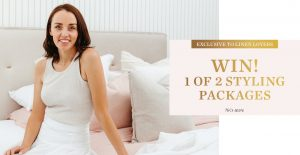 Adairs – Win 1 of 2 prize pack bundles valued over $2,300