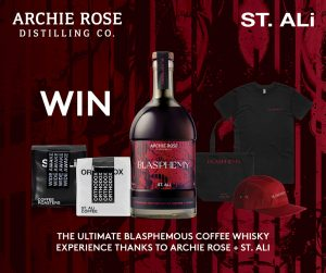 Archie Rose Distilling – Win a prize package valued at $2,832