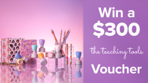 Channel Seven – Sunrise Family Newsletter – Win a $300 The Teaching Tools gift card