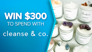 Channel Seven – Sunrise Family Newsletter – Win a $300 online voucher for Cleanse and Co