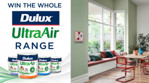 Channel Seven – Sunrise Family Newsletter – Win a Dulux prize pack valued over $300