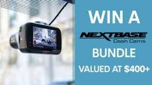 Channel Seven – Sunrise Family Newsletter – Win a Nextbase Dash Cam and a 32gb Go Pack