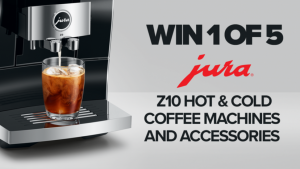 Channel Seven – Sunrise – Win 1 of 5 coffee prize packages valued over $5,000 each