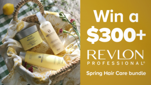 Channel Seven – Sunrise – Win a Spring Hair Care prize pack