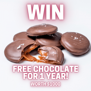 Coco88 – Win $1,000 worth of Coco88 Chocolate products