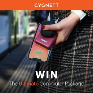 Cygnett – Win a prize pack valued over $1,000