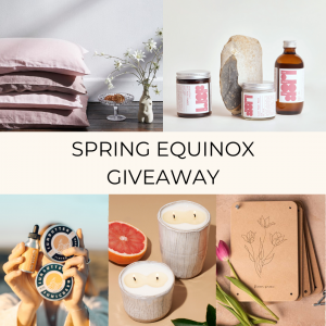 Love Beauty Foods – Win a Spring Equinox prize pack valued over $500