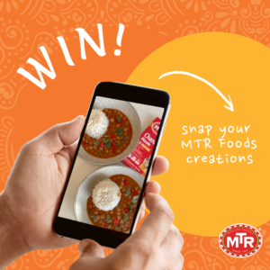 MTR Foods Australia & New Zealand – Win 2 work-weeks worth of MTR ready-to-eat meals range
