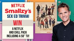 Nova Entertainment – Win 1 of 4 Netflix and Chill prize packs valued up to $1,000 each