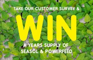 Seasol – Win a year's supply of Seasol and PowerFeed