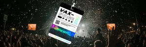Ticketek – #VAXStagepass – Win 1 of 5 prizes of 2 tickets to a performance of every Stadium and/or Arena show