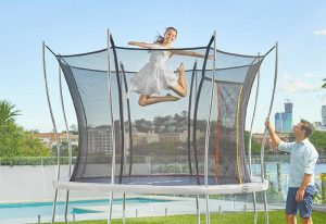 Travel Play Live – Win a Medium Ultra Trampoline valued over $1,300