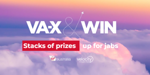 Virgin Australia – VA-X & Win 1 of 250 prizes including 1 Million Velocity Points valued at over $30,500 and many other prizes