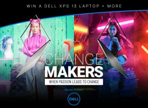 Dell Australia – 2021 Dell Change Makers – Win an Award prize valued over $311,000
