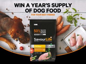 Network 10 – SavourLife – Win 1 of 2 prizes of a Year's Supply of SavourLife Dog Food valued at $900 each