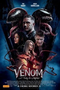 Nine Entertainment – Sony – Venom – Win 1 of 50 double tickets to advanced screening of 'Venom: Let There be Carnage'