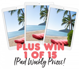 Nutura Organic – Win a Family Holiday OR 1 of 15 iPads weekly