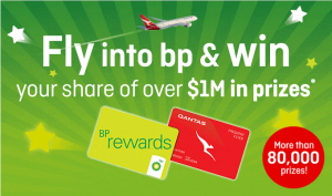 Qantas Frequent Flyer – Win a share of over 1 million dollar in prizes