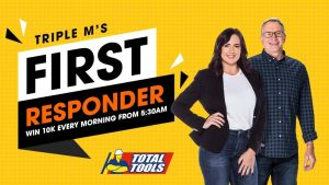 Triple M Brisbane – Win 1 of 2 cash prizes valued at $10,000 each OR 1 of 110 minor prizes