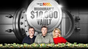 Triple M – Moonman's – Win 1 of 4 cash prizes valued at $10,000