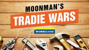 Triple M Sydney – Moonman's Tradie Wars – Win 1 of 40 cash prizes valued at $250 each OR 1 of 40 minor prizes of a $200 Workscene Online voucher each