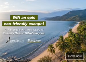 Webjet – Win an eco-friendly escape in Tropical North Queensland valued over $7,500