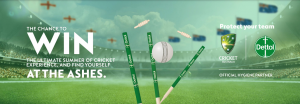 Woolworths – Dettol Summer of Cricket – Win a major prize of an Ultimate Cricket Experience for 2 OR many other minor prizes